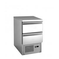 Kühltisch ECO 0/2 Mini - GN 1/1 | Kühltechnik/Kühltische/Gastro-Kühltische/Kühltische-Mini