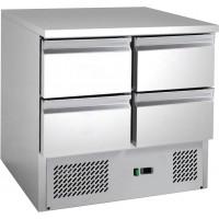 Kühltisch ECO 0/4 Mini - GN 1/1 | Kühltechnik/Kühltische/Gastro-Kühltische/Kühltische-Mini