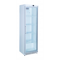 Lagerkühlschrank ECO 380 mit Glastür | Kühltechnik/Kühlschränke/Lagerkühlschränke