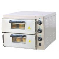 Pizzaofen Basic 2 x 35 cm | Kochtechnik/Pizzaöfen/Doppelkammer-Pizzaöfen