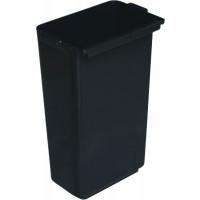 Conteneur à déchets pour chariot de service ECO en polypropylène