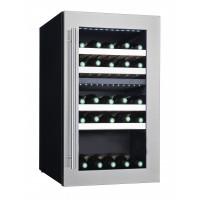 Weinkühlschrank ECO 38 mit 2 Temperaturzonen | Kühltechnik/Kühlschränke/Weinkühlschränke