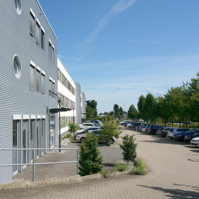 Büro Gebäude